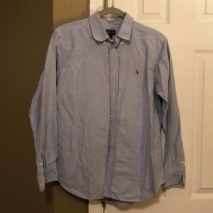 Ralph Lauren button down top